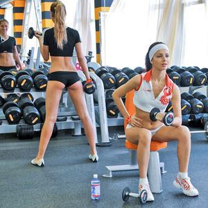 Фитнес-клубы Колывани
