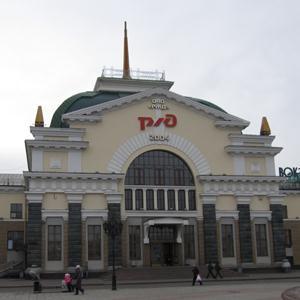 Железнодорожные вокзалы Колывани